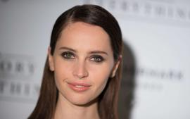 Felicity Jones And Charles Guard Getting Ready To Have Their First Child