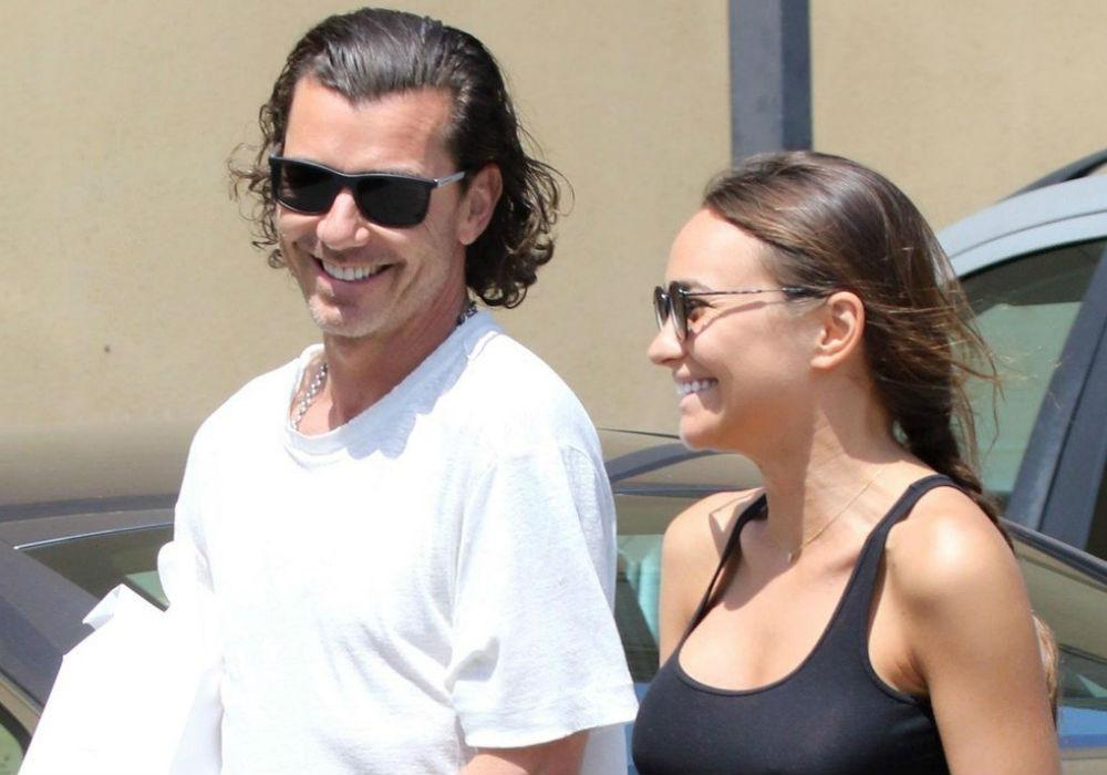 Gavin Rossdale Spotted With His 27-Year-Old Girlfriend During Christmas Shopping Trip Amid Reports He's Preventing Gwen Stefani From Marrying Blake Shelton