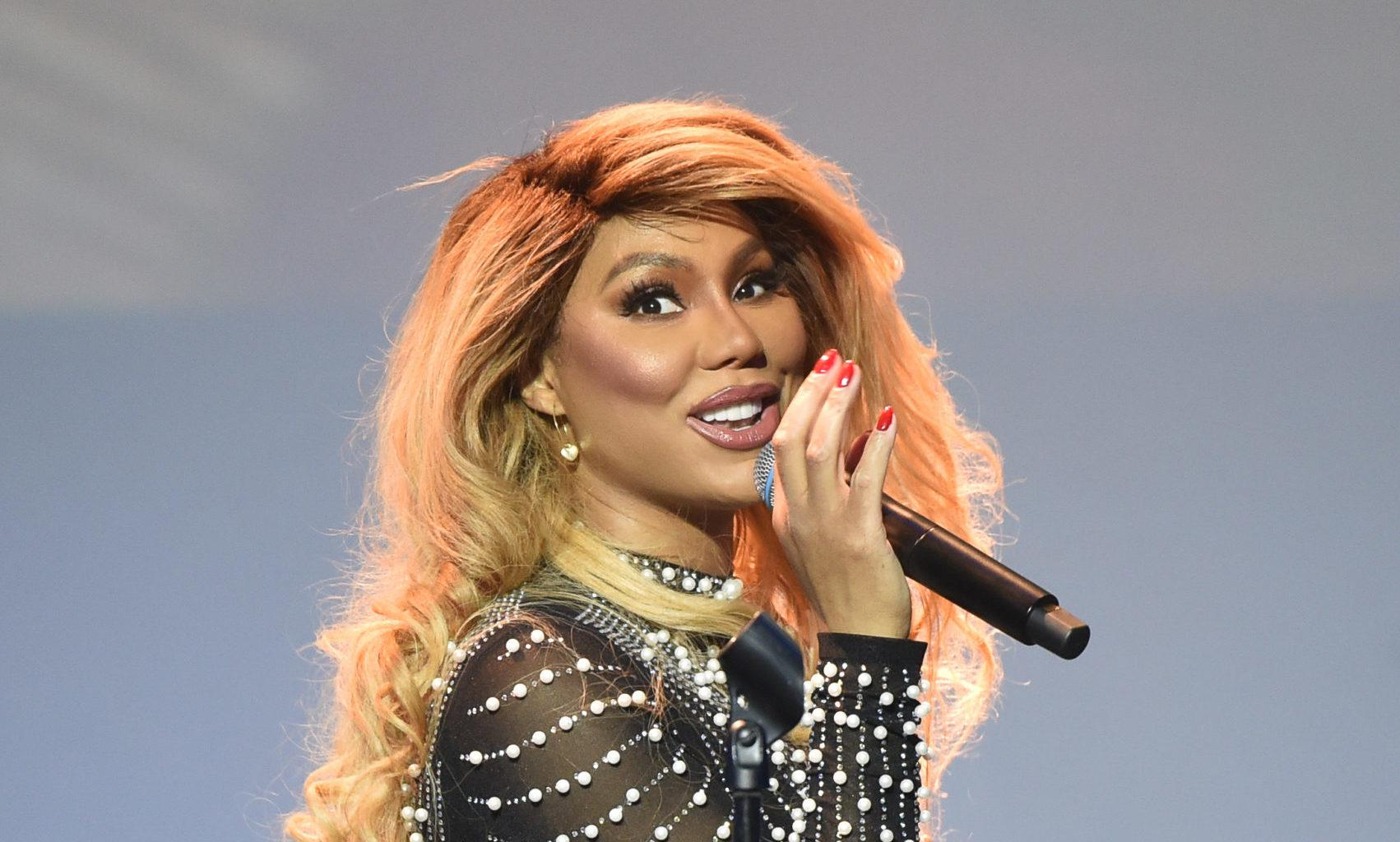 Tamar Braxton Drives Fans Crazy, Posing In Lingerie - See The Gorgeous Photo & Video