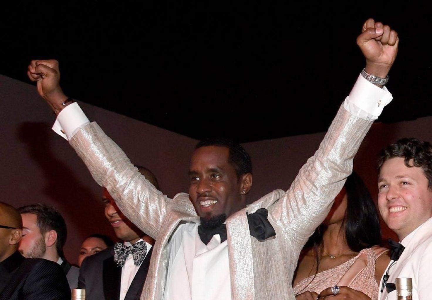 Diddy Shares Amazing Footage From His Lavish 50th Anniversary Party