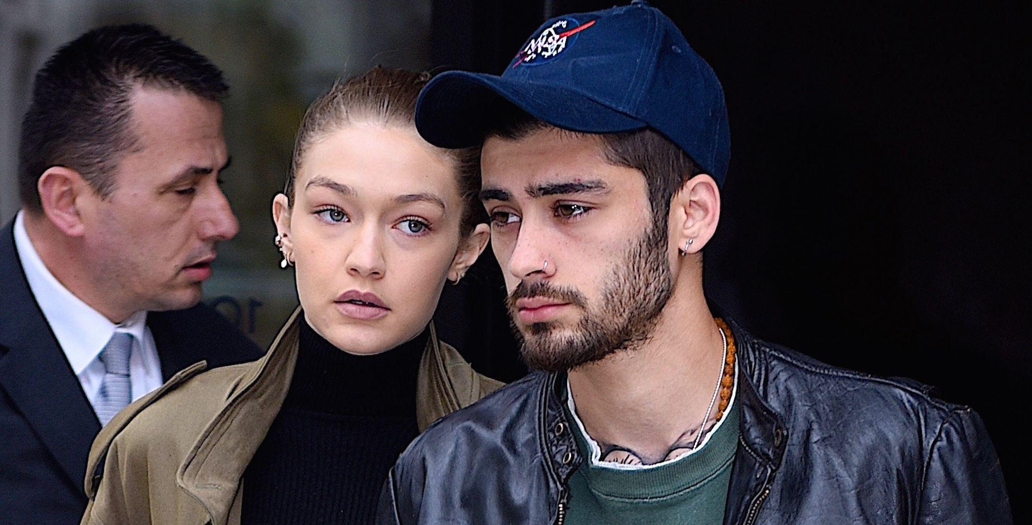 Gigi Hadid And Zayn Malik Back Together? - Fans Are Convinced After The Model Gives Sweet Shoutout To His Mom!