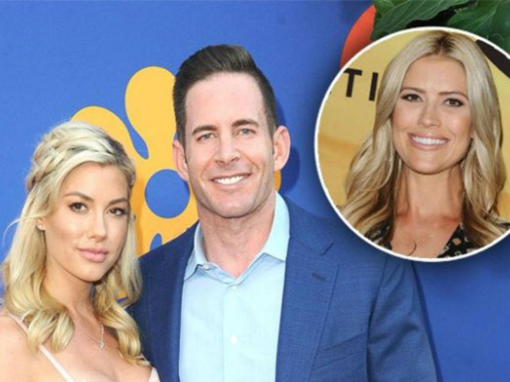 Tarek El Moussa's Girlfriend Heather Rae Young Wants People To Stop Comparing Her To Christina Anstead