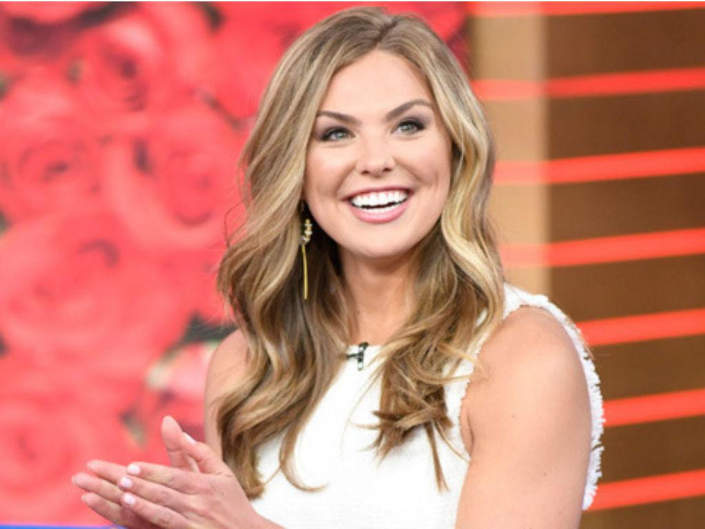 Hannah Brown Dishes Holiday Plans After DWTS Win