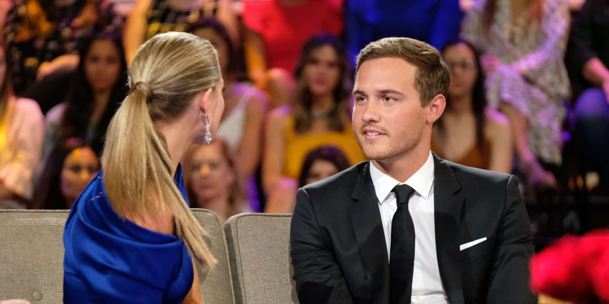 Chris Harrison Reveals Why Hannah Brown Is On Peter Weber's Season Of The Bachelor -- Fans React