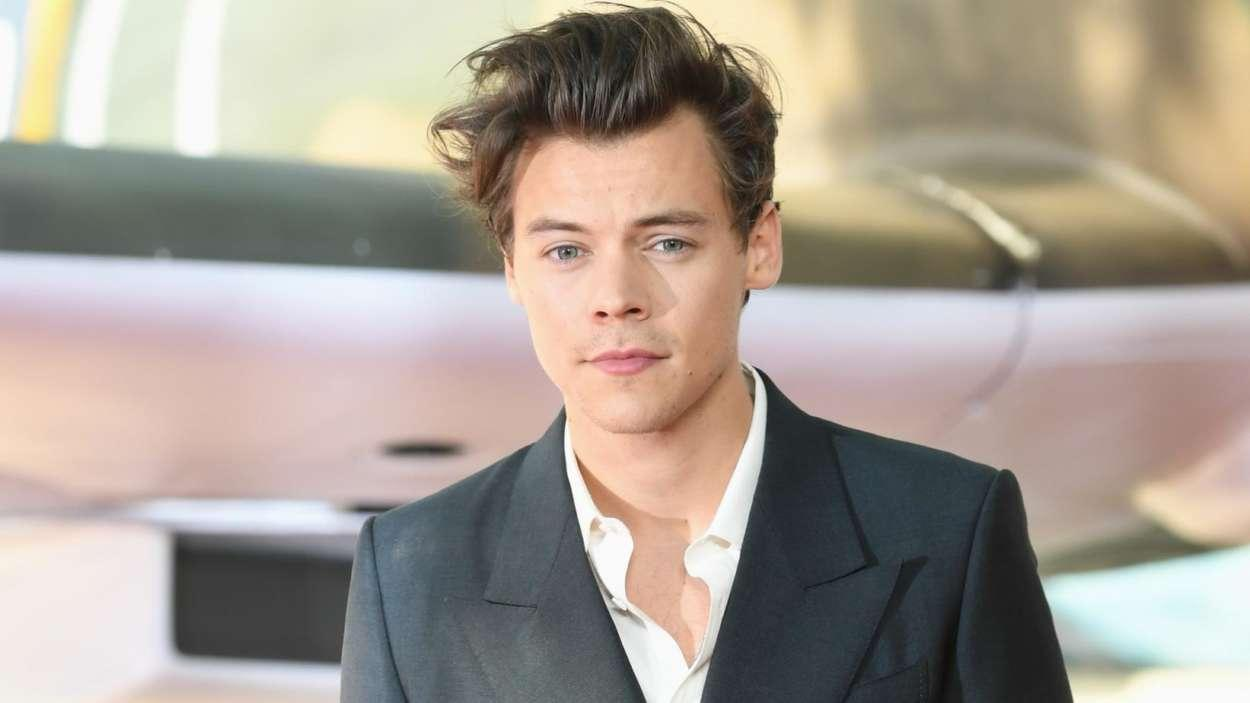 Harry Styles Drops His New Solo Album With One Song Featuring Ex-Girlfriend Camille Rowe Voice Mail Message