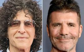 Howard Stern Calls Out America's Got Talent Creator Simon Cowell For His Treatment Of Female Judges