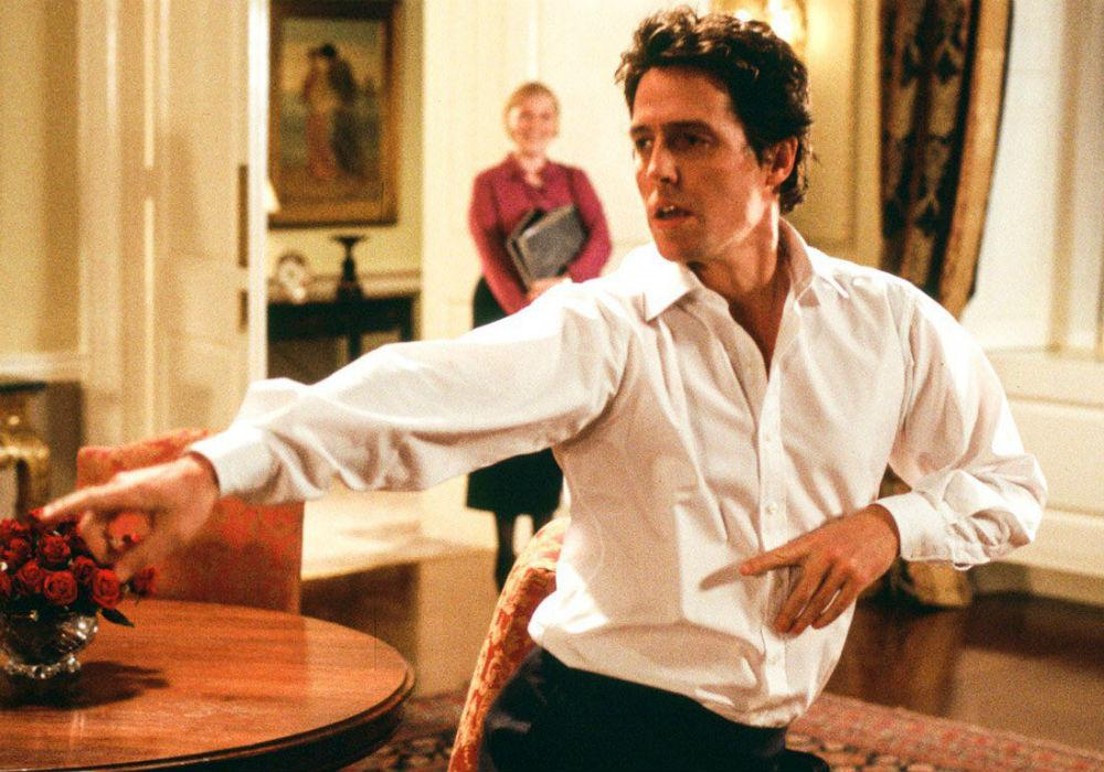 Hugh Grant Admits His Famous Dance Scene In Love Actually Was 'Absolute Hell'