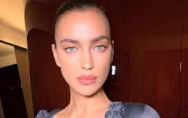 Irina Shayk Stuns At The British Fashion Awards In Burberry As People Suggest Boyfriend Choices Post Bradley Cooper
