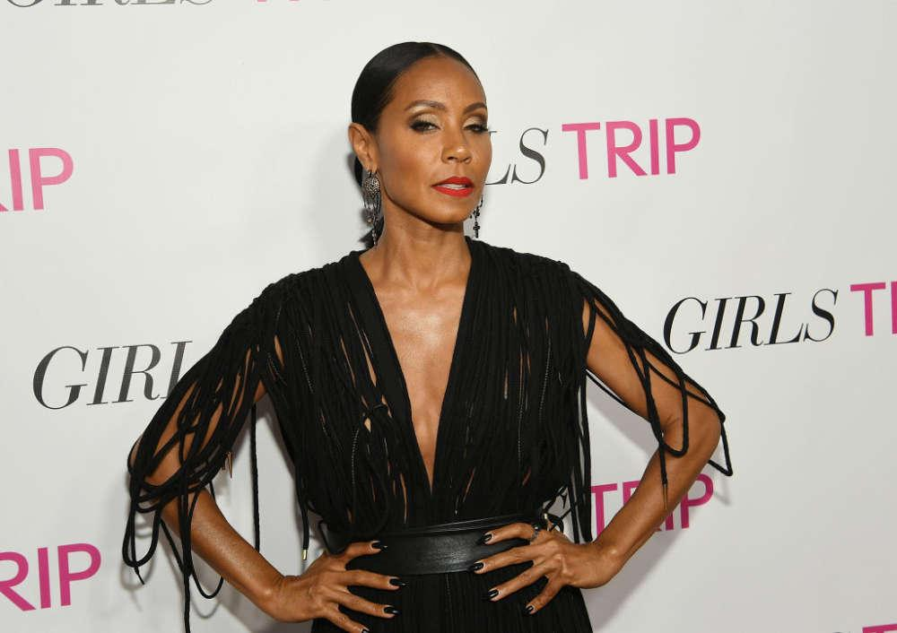 Jada Smith Reveals Someone Once Accused Her And Will Of 'Starving' Willow