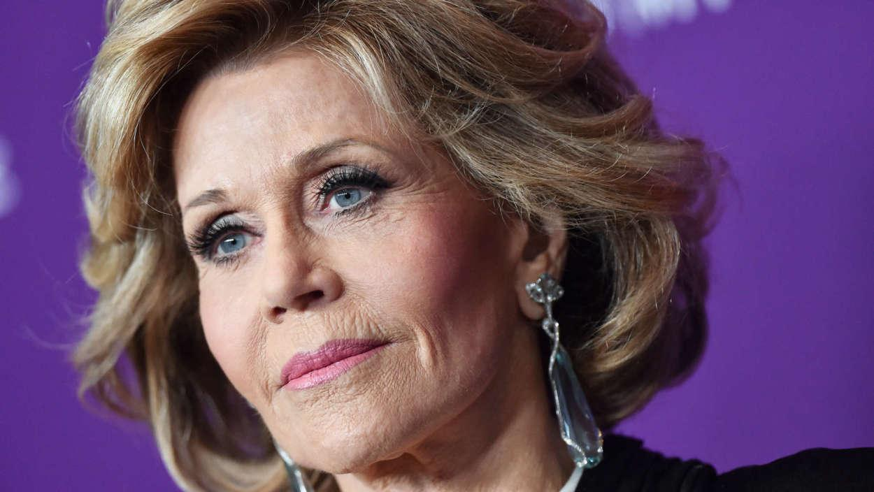 Jane Fonda Arrested For The Fifth Time In Climate Change Protest