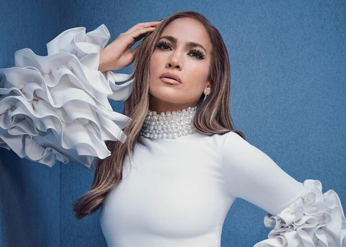 Jennifer Lopez Shares How She Deals With Negativity In The Public Eye