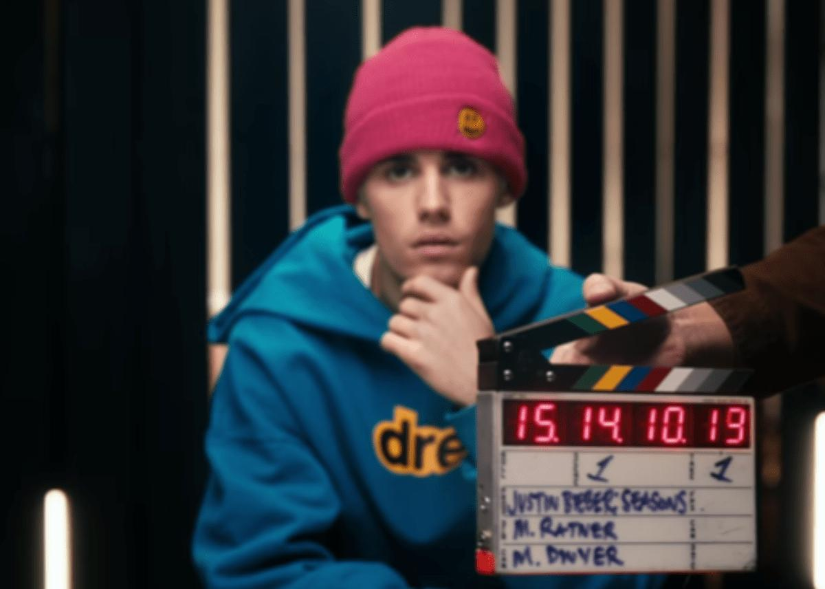 Justin Bieber Announces Seasons — A 10 Episode Docuseries Coming To YouTube Along With New Album And Tour