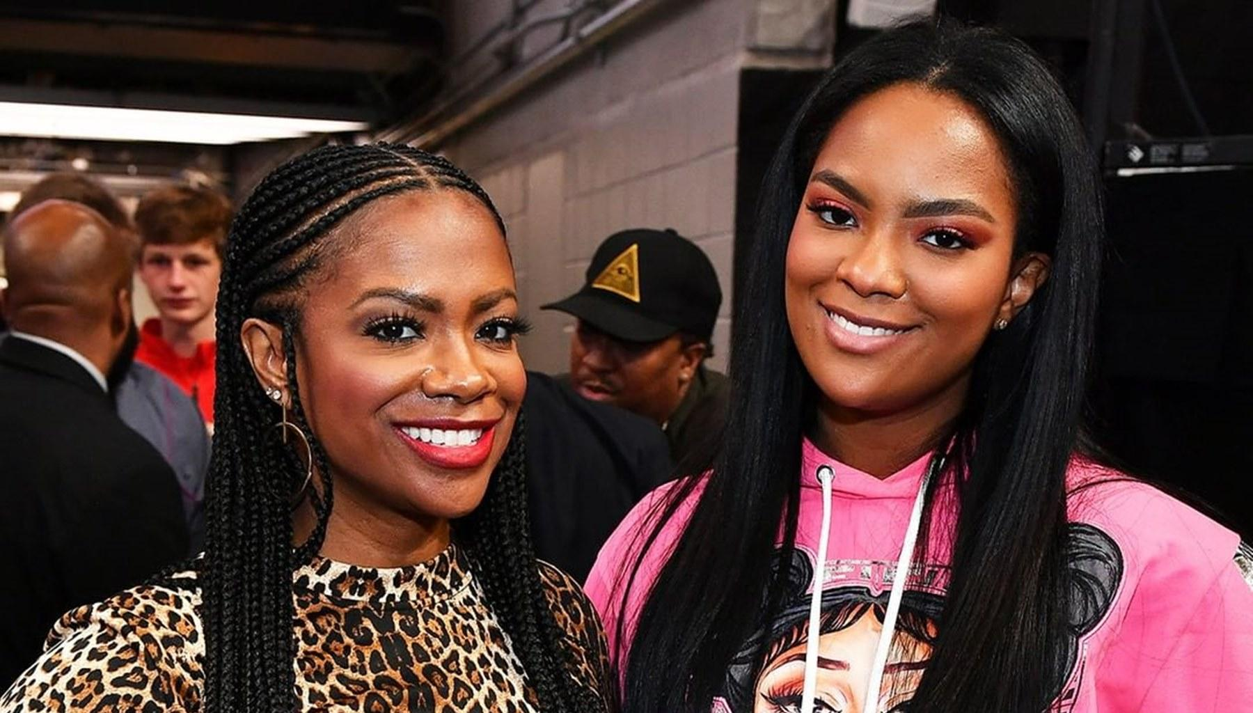 Kandi Burruss Gets Emotional In New Video Where She Confessed That Her Family Judged Her For Having Her Baby Daughter, Blaze Tucker, Via A Surrogate