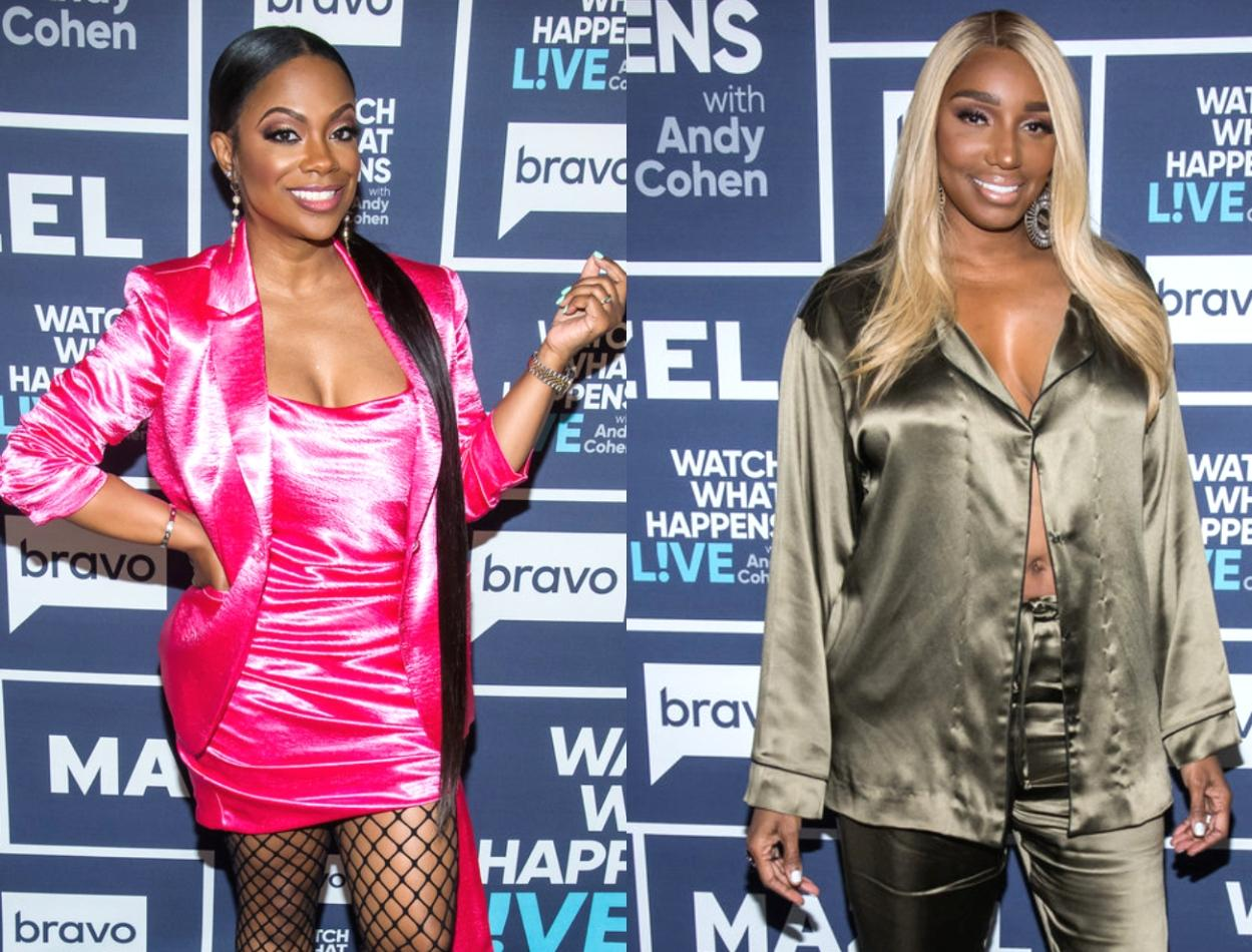 NeNe Leakes Gushes Over Kandi Burruss' Funny Clip Featuring The Two Of Them