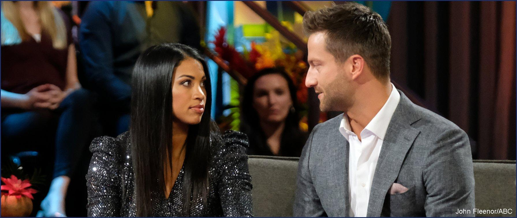 Chris Bukowski And Katie Morton From BiP End Engagement