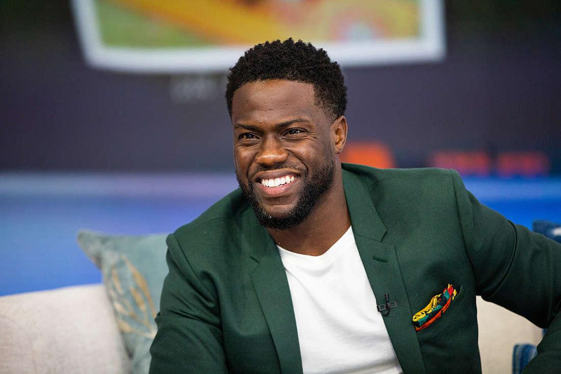 Kevin Hart Says His 2019 Was A Wild Ride