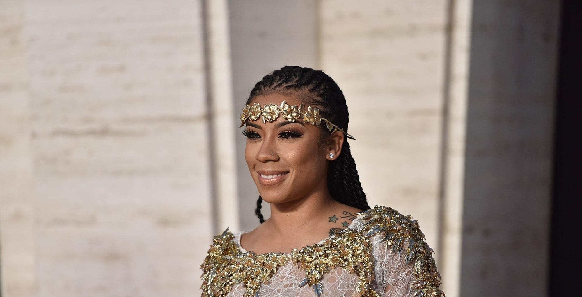 Keyshia Cole And Boyfriend Niko Khale Have Very Different Reactions To O.T. Genasis's Decision To Remix Her Song, 'Love'