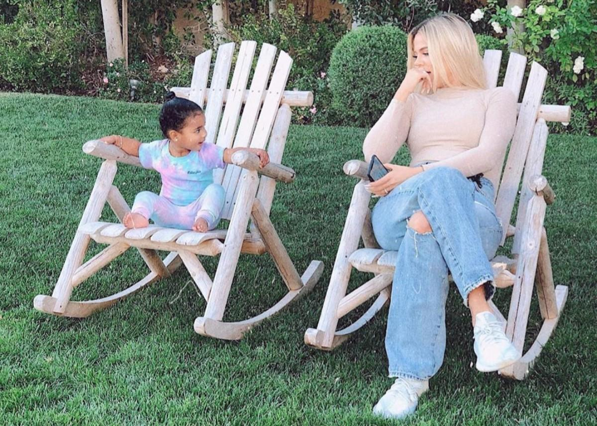 Khloe Kardashian Gets Slammed For Calling Nearly Two-Year-Old Daughter True Thompson Her Best Friend