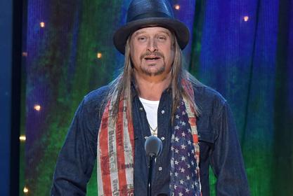 Kid Rock Ditches His Hometown Restaurant Following His Anti-Oprah Winfrey Rant