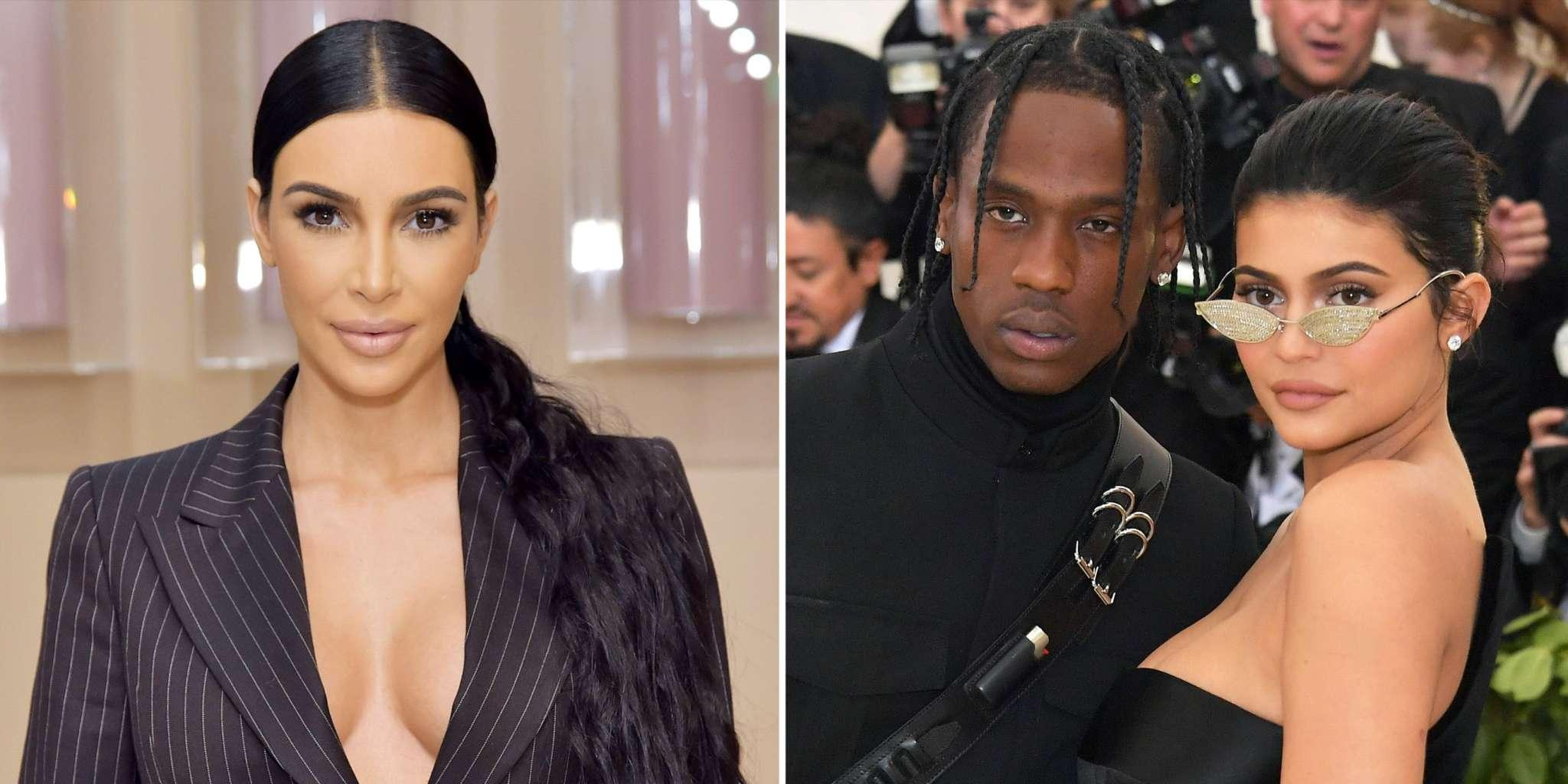 KUWK: Kim Kardashian Updates Fans On Kylie Jenner And Travis Scott's Relationship - Are They Back Together?