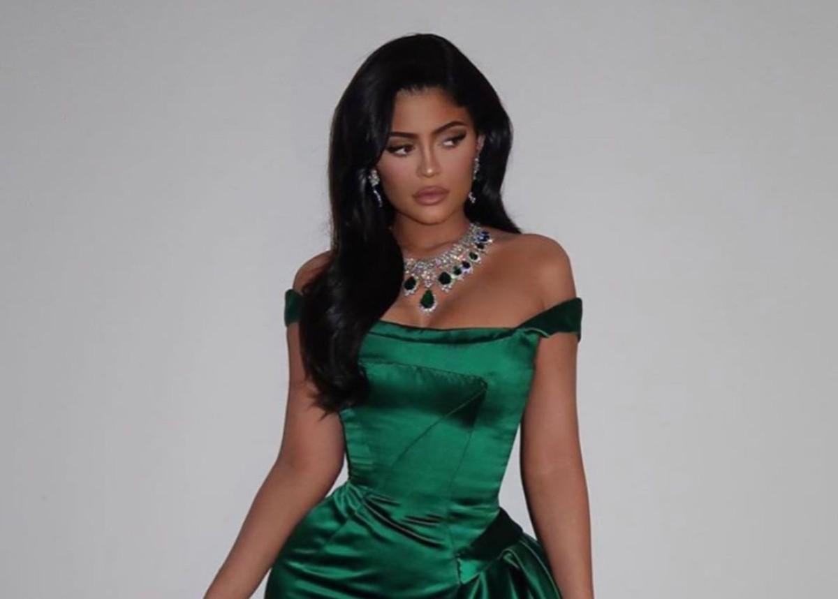 Kylie Jenner And Stormi Webster Wore Matching Ralph And Russo Haute Coutre Gowns To Their Christmas Eve Party