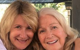 Laura Dern Talks Aging, Natural Beauty, And Why She Posts Makeup-Free Selfies On Instagram