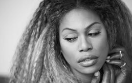 Laverne Cox Claims She Knew Many People Who Died Of AIDS And Wondered If She Was Next