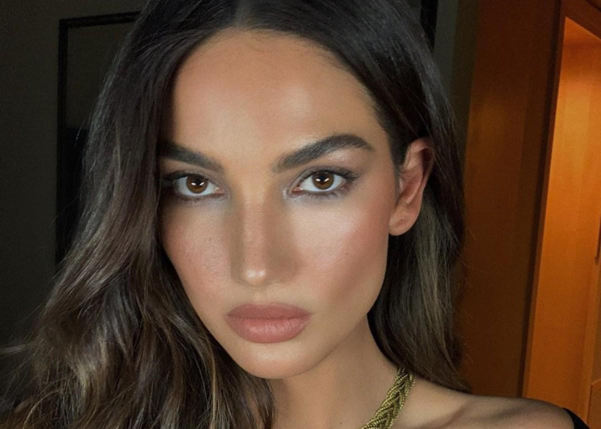 Lily Aldridge Wears The Beth Dress To ICap Charity Day For St. Jude Fundraiser