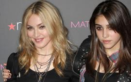 Madonna - Here's How Her Daughter Lourdes Leon, 23, Feels About Her Mom Dating Man Only 2 Years Older Than Her!
