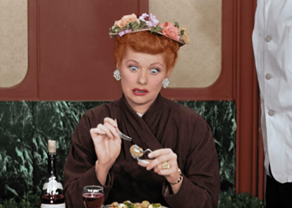 I Love Lucy Christmas Special Coming To CBS With New Colorization — Lucille Ball Remains Holiday Favorite