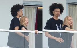 Madonna - 25-Year-Old Boyfriend's Father Says They've Been An Item For Over A Year!