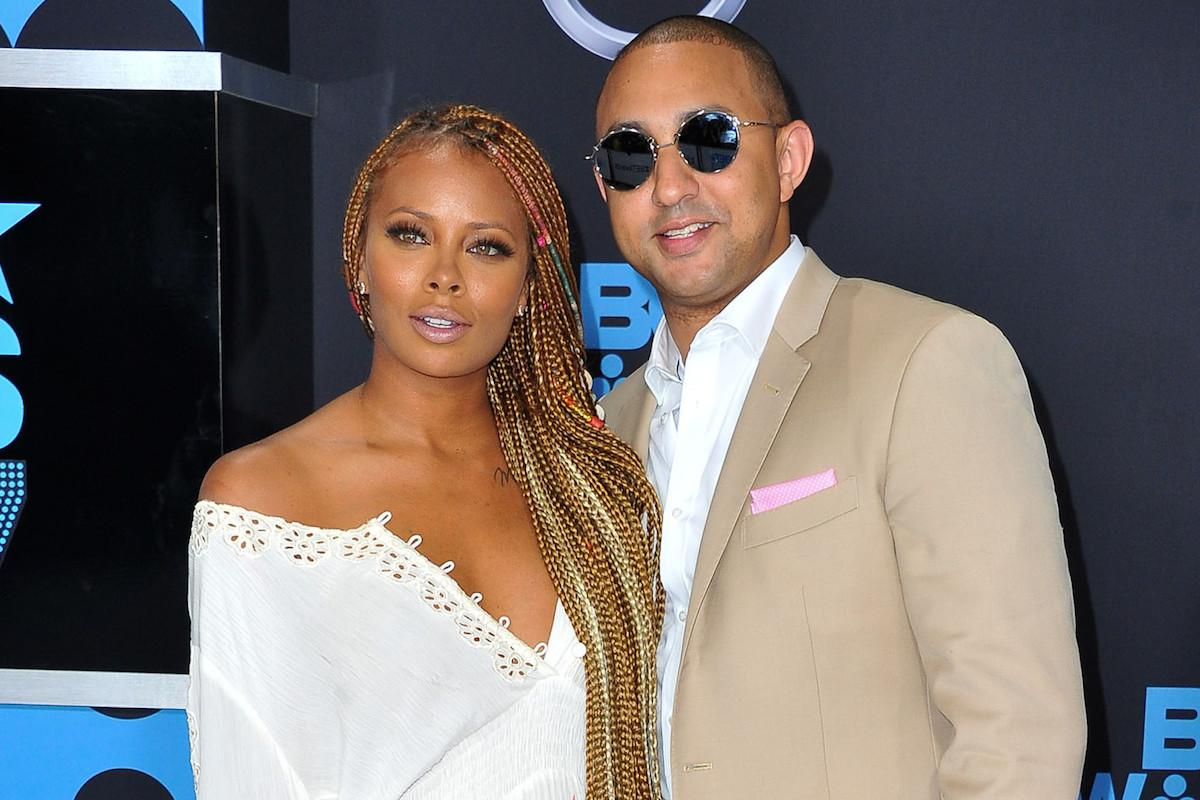 Eva Marcille's Husband Mike Sterling Dedicates Beautiful Post To Marley Rae After Kevin McCall Loses Custody Case