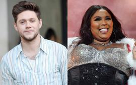 Niall Horan Says He Blushed When Lizzo Used This NSFW Pickup Line On Him!