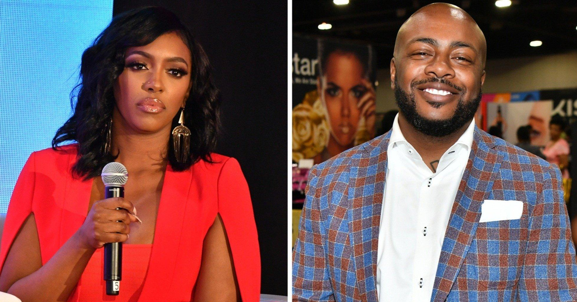 Porsha Williams And Dennis McKinley Looking Forward To Being Happy Together In The New Year After A Terrible 2019
