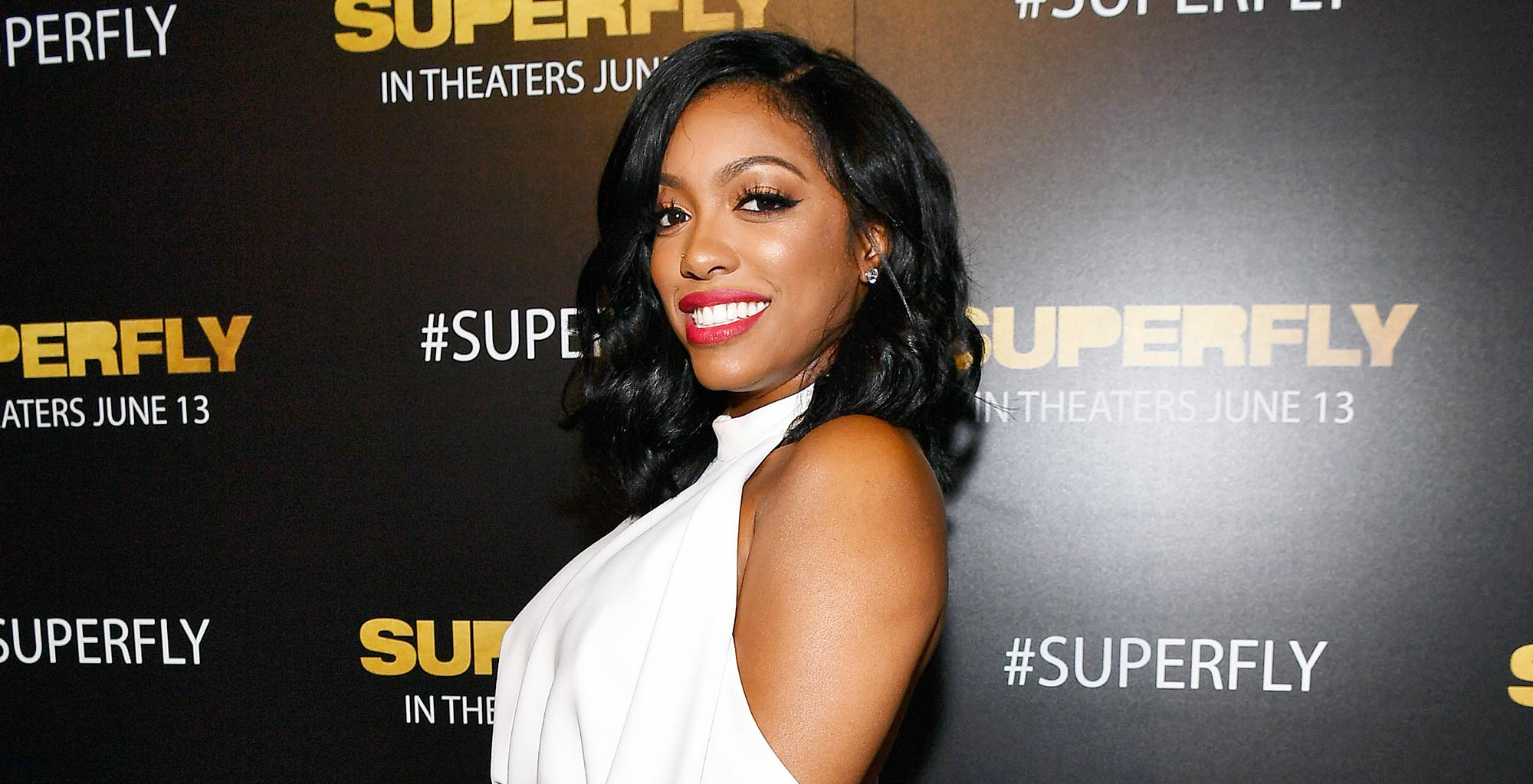 Porsha Williams Flaunted Red Hair On Andy Cohen's Show - Fans Were Impressed By Her Makeup That She Did Herself
