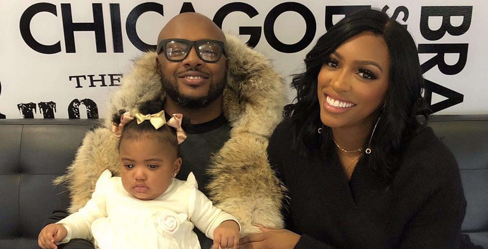 Porsha Williams' Photos With Her Family Have Fans In Awe
