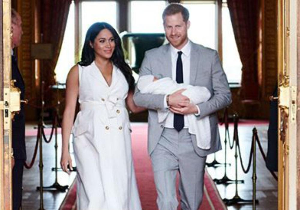 Prince Harry, Meghan Markle & Archie Harrison Will Spend Christmas In Canada While The Rest Of The Royal Family Celebrates In Sandringham