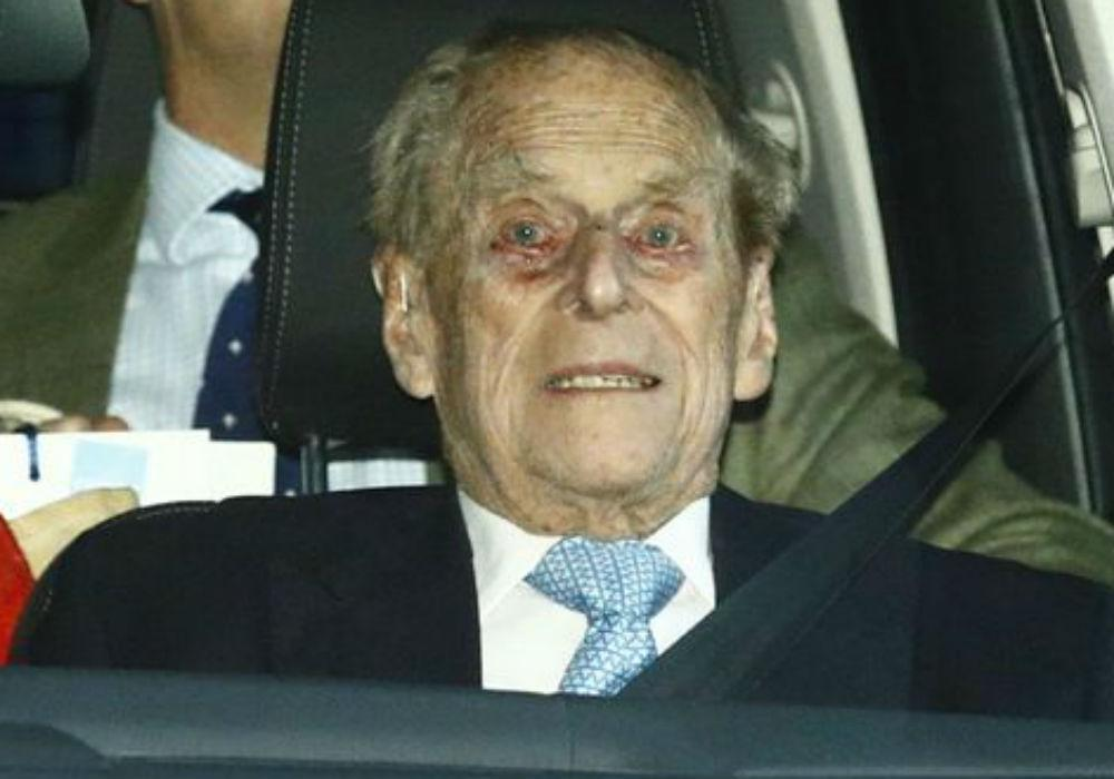 Prince Philip Is Released From Hospital Ahead of Royal Christmas At Sandringham