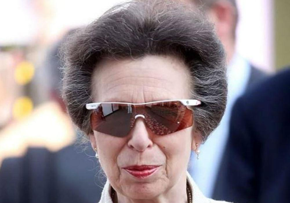 Princess Anne Goes Viral After She Does This To Donald Trump At The NATO Reception At Buckingham Palace