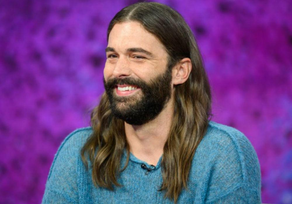 Queer Eye's Jonathan Van Ness Is The First Solo Non-Female To Grace Cover Of Cosmopolitan UK Since 1984