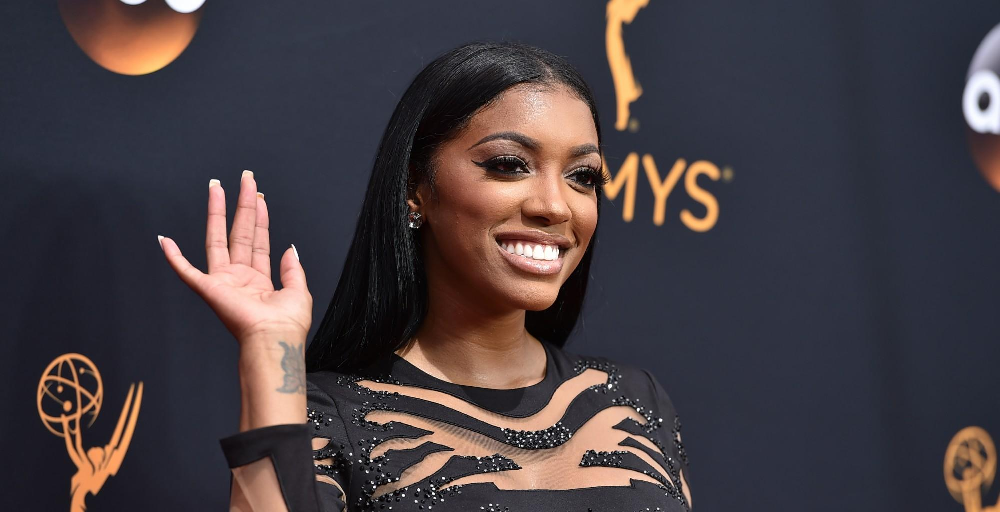 Porsha Williams' Daughter, Pilar Jhena Is Prepared For Christmas - Check Out The Gorgeous Photo