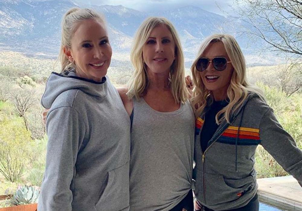 RHOC - The Tres Amigas Had To Google 'Ernest Hemingway' And Fans Are Losing Their Minds