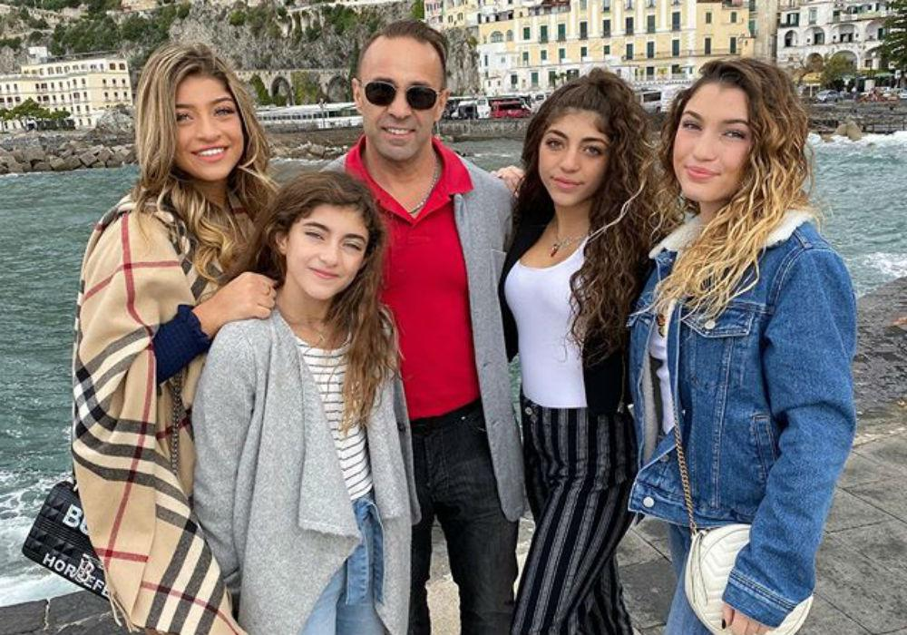 RHONJ - Joe Guidice Is Excited To Spend Christmas With His Daughters For The First Time In Years