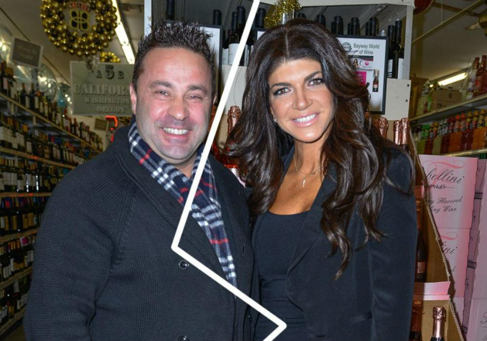 RHONJ - Teresa and Joe Giudice Are Separating After 20 Years Of Marriage