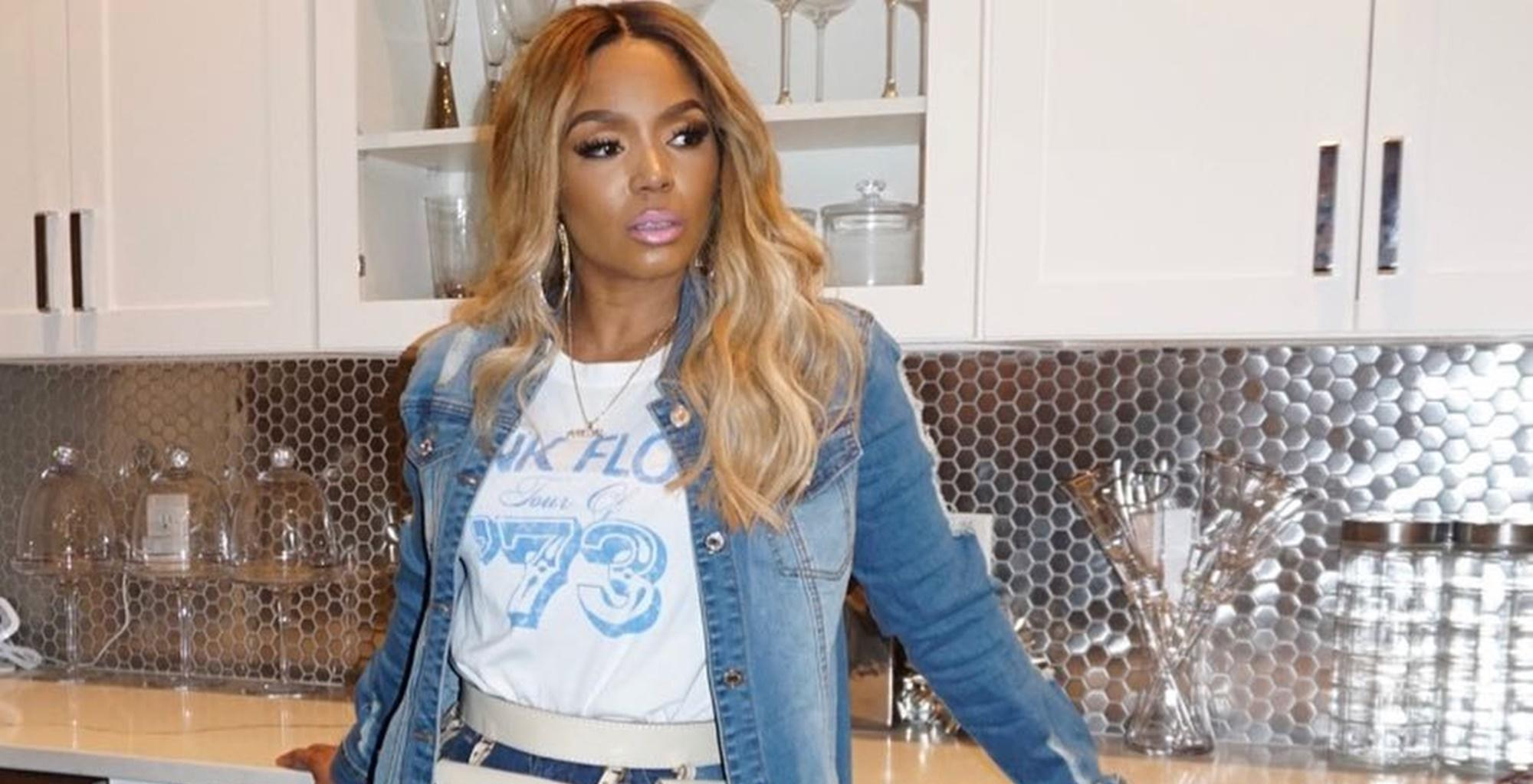 Rasheeda Frost Flaunted A Fly Look For Her Last Minute Christmas Shopping