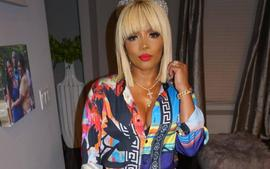 Rasheeda Frost Flaunts A Gorgeous Blonde Bob While Filming From The Frost Bistro