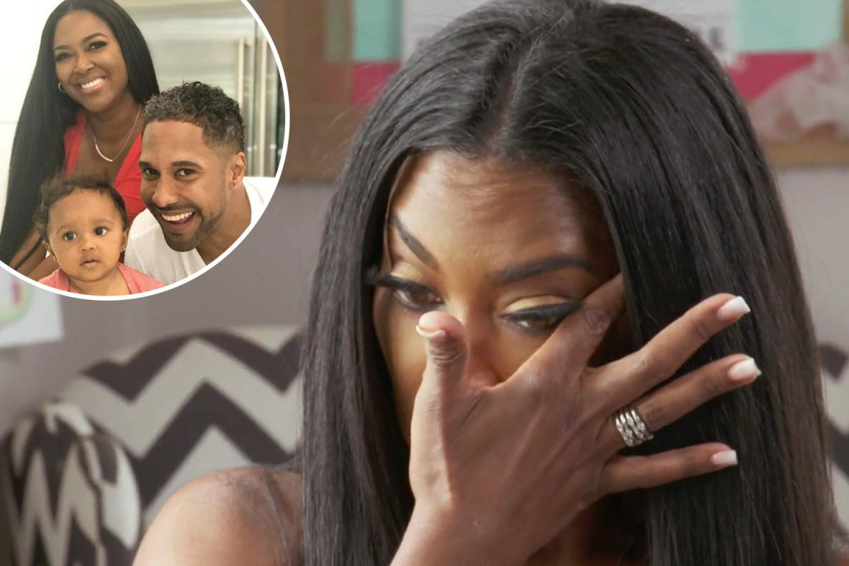 Kenya Moore Shows Her Vulnerable Side And Opens Up About Battling Infertility - Read Her Extremely Emotional Message