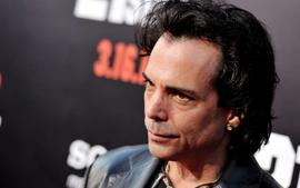 Richard Grieco Sobs As He's Booked On Public Intoxication Charges In Dallas