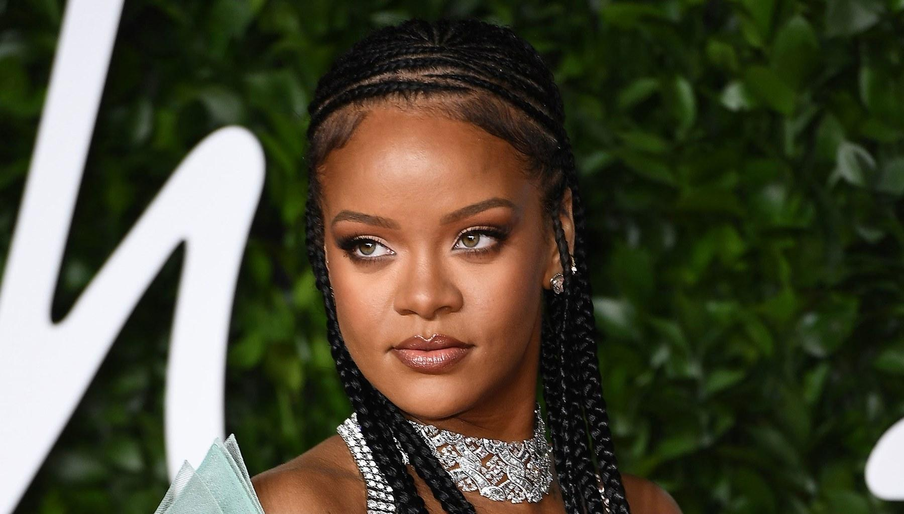 Rihanna Is Entering 2020 With A Massive Announcement And Music Is Still On The Backburner