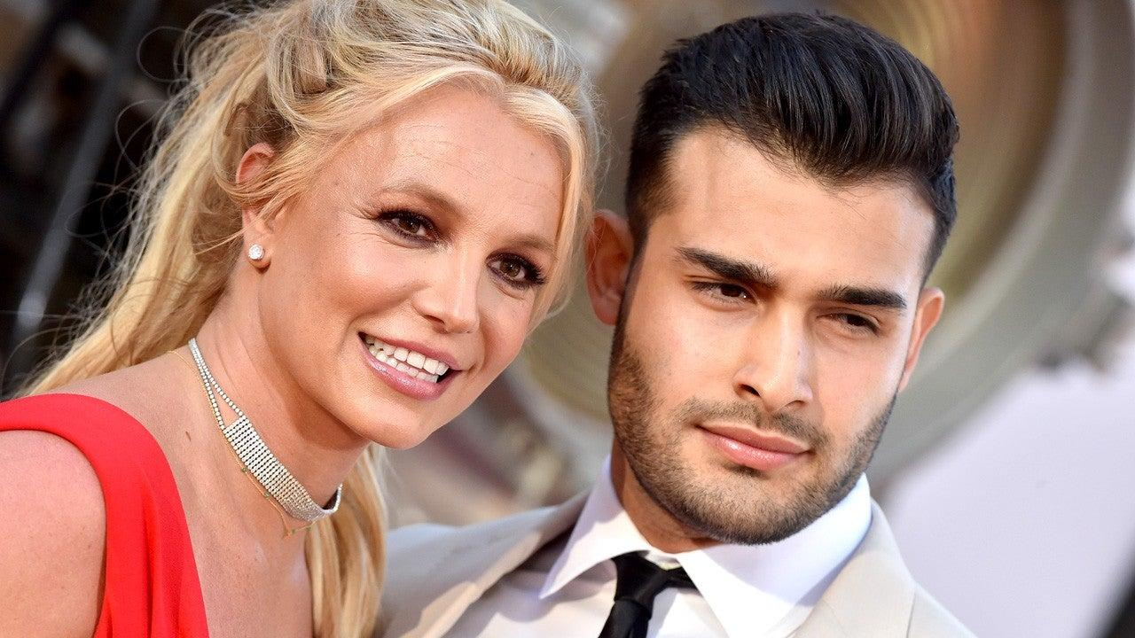 Sam Asghari Posts Funny Video And Writes Sweet Message On Britney Spears' Birthday!